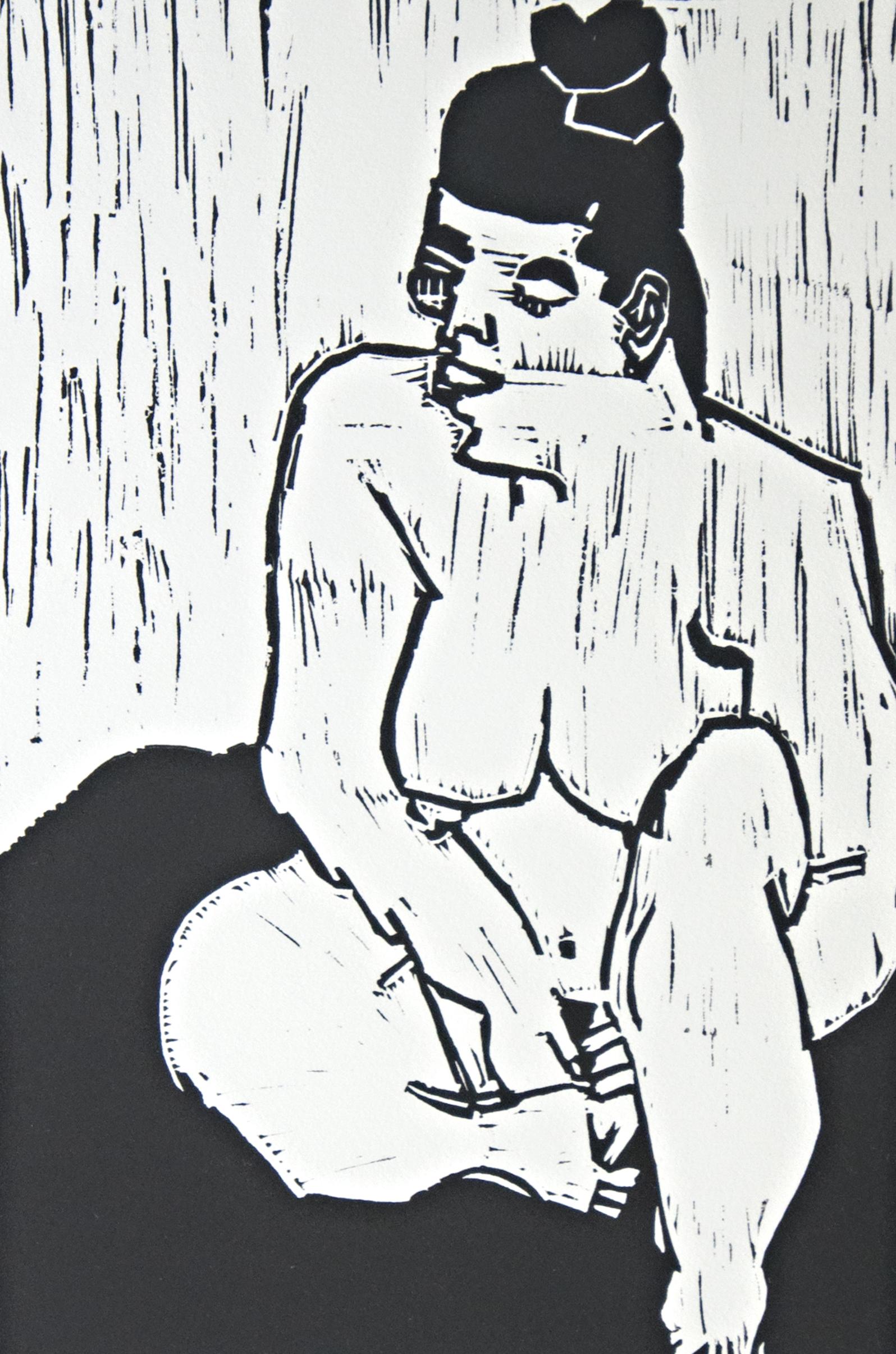 Lisa-Reid-Katherine-2017-print-on-paper-30-x-20-cm.