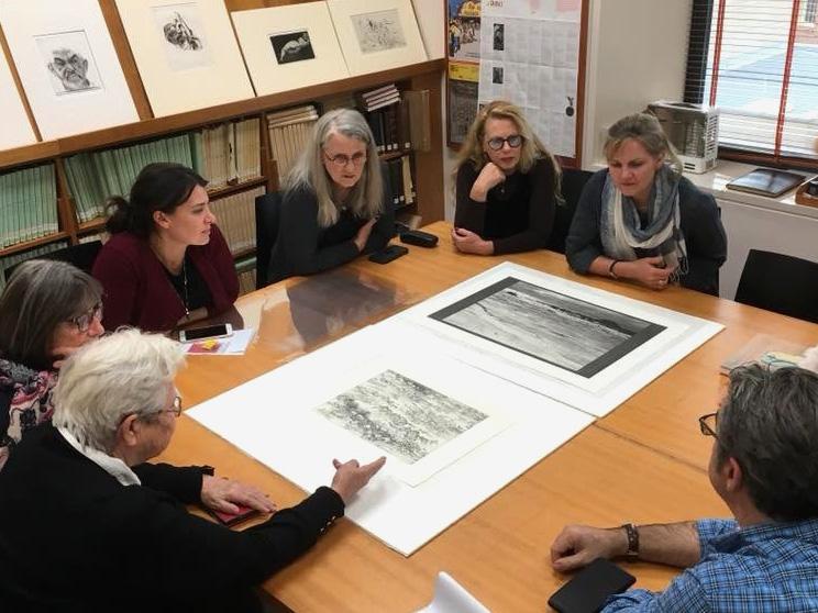 Tour-of-the-AGSA-Print-Room-