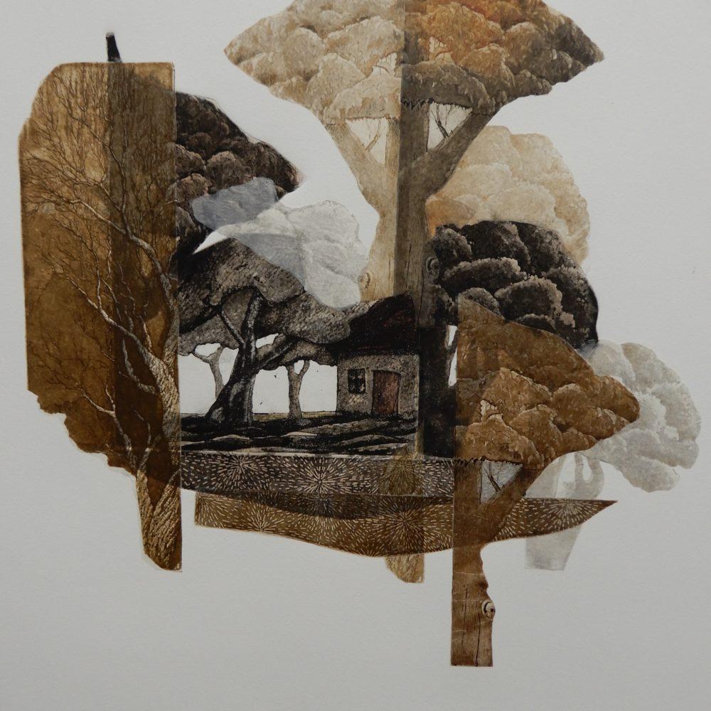 E Steyn - Tree House 1