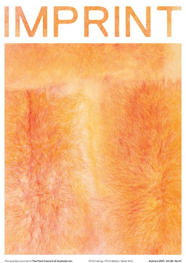Imprint Vol 56 No.1